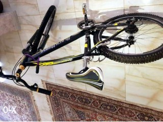 bicycle for sale used 2 week دراجة هوائية