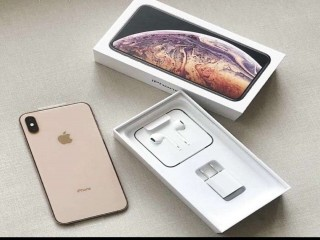 iPhone XS, Max, Gold, 256 GB, New أيفون