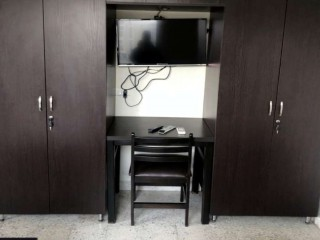 Double bed studios available for rent