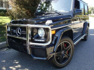Used 2014 Mercedes-Benz G63 AMG