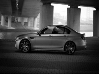 """BMW M5 """"30 JAHRE M5"""" LIMITED EDITION - AGENCY CONDITION - FIRST OWNER"""