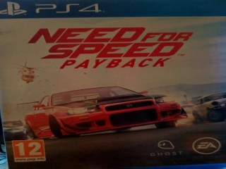 Fifa 19 and need for speed payback