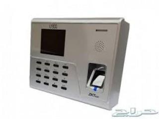 جهاز بصمه حضور و انصراف zkt U900 بامكانيه ربط