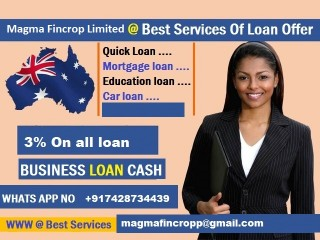 Personal and Business loan offer