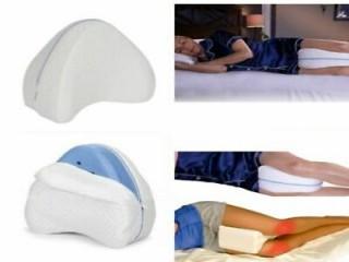 مخده للساقين والركبة لنوم أكثر راحة