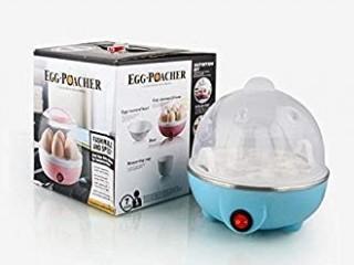 جهاز سلق  البيض بالبخار المنزلي الان اصبح سلق البيض ببخار الماء