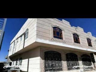 بيت للبيع في صنعاء شارع مارب