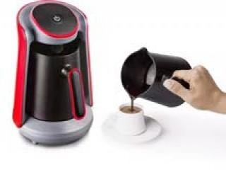 ماكنة صنع القهوة التركية استمتع بطعم القهوة ️مع الرغوه التركية الحقيقي، بأسرع وأسهل الطرق